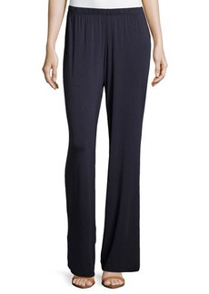 Joan Vass Relaxed Wide-Leg Pants