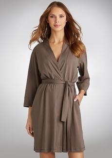 Jockey + 3/4 Sleeve Knit Robe