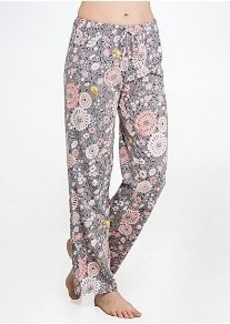 Jockey Blooming Cosmos Knit Pajama Pants