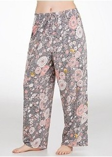 Jockey Blooming Cosmos Knit Pajama Pants Plus Size