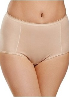 Jockey Clean Edge Cotton Medium Control Brief