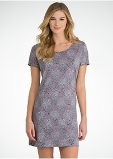 Jockey Dot Knit Sleep Shirt