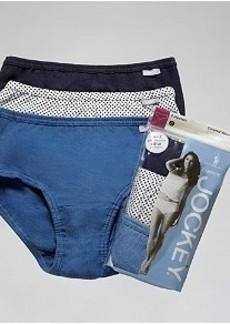 Jockey Elance® Hipster Panty 3-Pack Plus Size