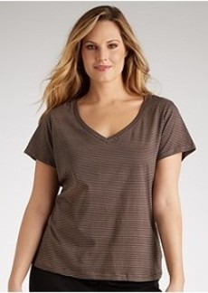 Jockey Knit Sleep Tee Plus Size