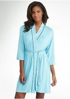 Jockey Mystic Bay Knit Robe