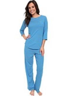 Jockey Mystic Bay Stripe Pajama Set