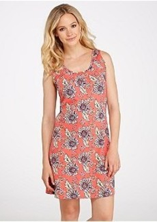 Jockey Pacific Isles Knit Chemise