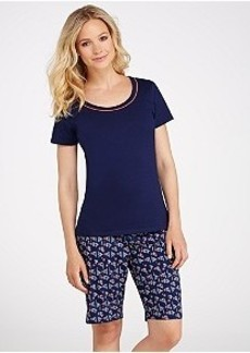 Jockey Pacific Isles Knit Pajama Set