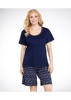 Jockey Pacific Isles Knit Pajama Set Plus Size