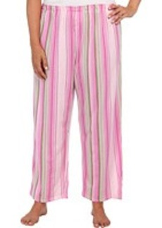 Jockey Plus Size Botanical Garden Long Pajama Pant