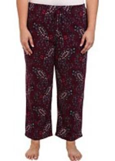 Jockey Plus Size Traditional Paisley Long Pant