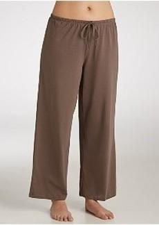Jockey Solid Knit Pajama Pants Plus Size
