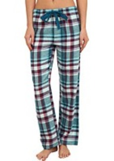 Jockey Traditional Flannel Long Pant