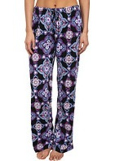Jockey Traditional Printed Floral Long Pant