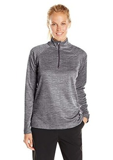 Jockey Women's Marathon Melange Half Zip Top