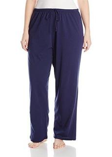 Jockey Women's Plus-Size Cotton Long Pant