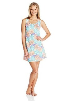 Jockey Women's Printed Palms Chemise