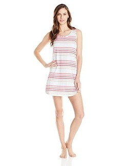 Jockey Women's Striped Chemise