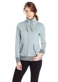 Jockey Women's Tinted Heather Fleece Jacket