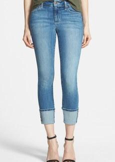 Joe's Clean Cuff Crop Jeans (Catalina)