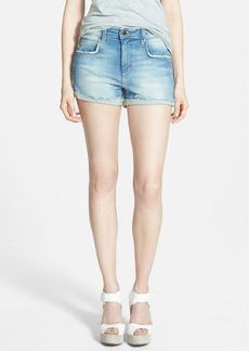 Joe's 'Collector's' High Rise Denim Cutoff Shorts (Gretchen)