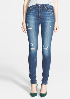 Joe's High Rise Skinny Jeans (Riri)