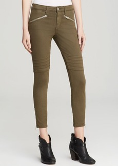 Joe's Jeans - Chevron Ankle Legging in Faded Olive