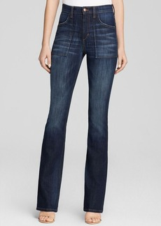 Joe's Jeans - Cool Off Bloomingdale's Exclusive Charlie High Rise Flare in Samantha