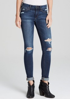 Joe's Jeans - Exclusive Mid Rise Rolled Skinny in Rylie