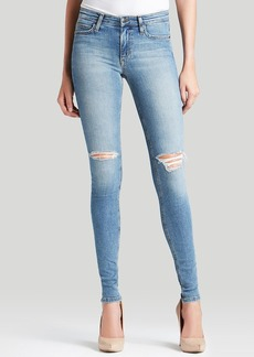 Joe's Jeans - Flawless Mid Rise Skinny Distressed in Bernnie