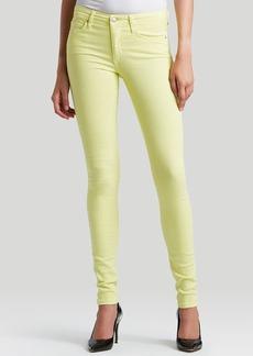 Joe's Jeans - Flawless Mid Rise Skinny in Lemon