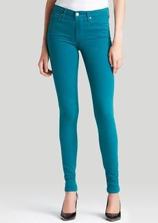 Joe's Jeans - Flawless Mid Rise Skinny in Teal