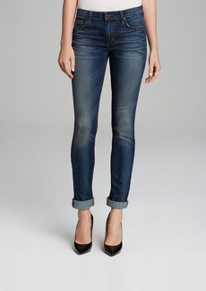 Joe's Jeans - Japanese Denim Mid Rise Rolled Skinny in Haru