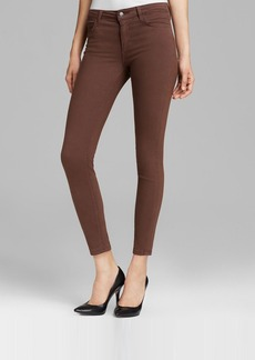 Joe's Jeans - Mid Rise Legging in Cocoa
