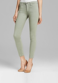 Joe's Jeans - Mid Rise Legging in Sage