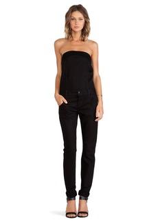 Joe's Jeans Bustier Jumpsuit