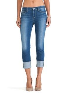 Joe's Jeans Clean Cuff Crop