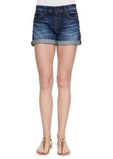 Joe's Jeans Darla Cuffed Denim Shorts