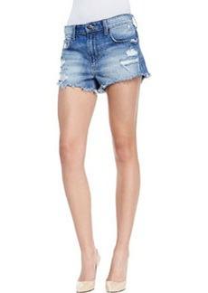 Joe's Jeans Denim High-Rise Cutoff Shorts (Stylist Pick!)