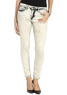 Joe's Jeans desert storm wash stretch denim skinny ankle jeans
