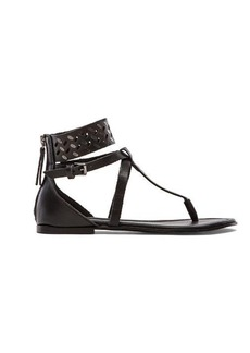 Joe's Jeans Effie Sandal in Black