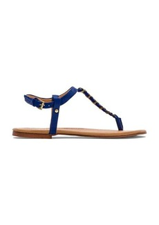 Joe's Jeans Eleanor Sandal in Purple