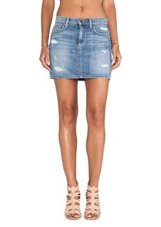Joe's Jeans High Rise Mini Skirt