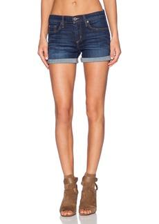Joe's Jeans Japanese Denim Rolled Short