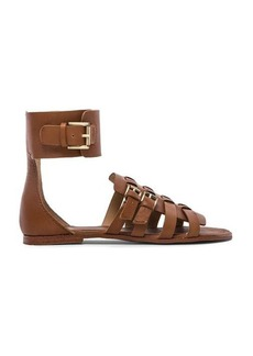 Joe's Jeans Marlin Sandal in Cognac