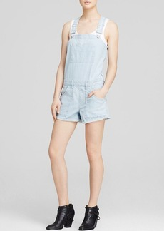 Joe's Jeans Overalls - The Charlie Short