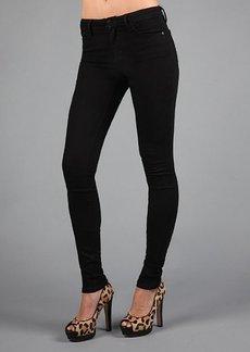 Joe's Jeans Skinny Visionnaire in Becca Black