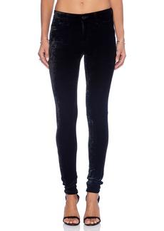Joe's Jeans Sooo Soft Mid Rise Velvet Legging