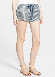 Joe's 'Lennox' Drawstring Stripe Shorts (Vivie)