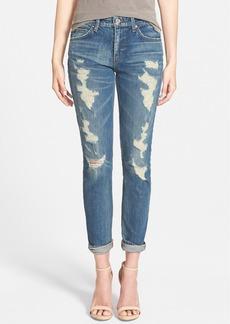 Joe's 'Premium Vintage - Billie' Ankle Slim Boyfriend Jeans (Nonie)